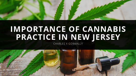 Brach Eichler Cannabis Practice Co-Chair Charles X Gormally on the Importance of Cannabis Practice in New Jersey